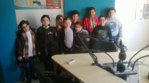enfants centre de loisirs du grau du roi - journée mondiale de la radio