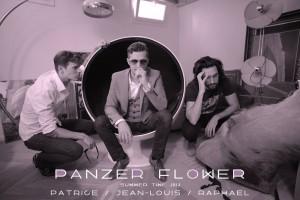 Panzer Flower - groupe electro pop montpelliérain