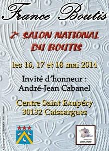 France Boutis - 2eme salon Caissargues